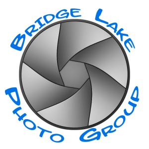 Bridge Lake Photo Group Logo - Round - BLUE