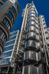 Barclays Building, City of London - ©Derek Chambers