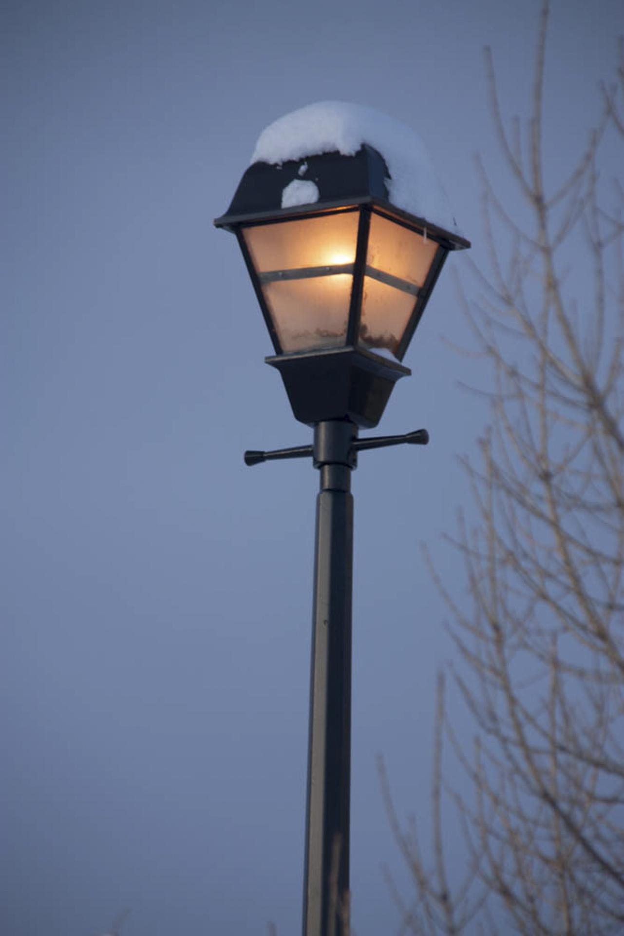 lamp post-2 - ©AnnMarie Brown