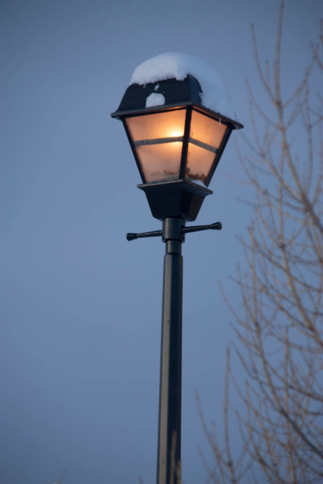 lamp post-2 - ©AnnMarie Brown