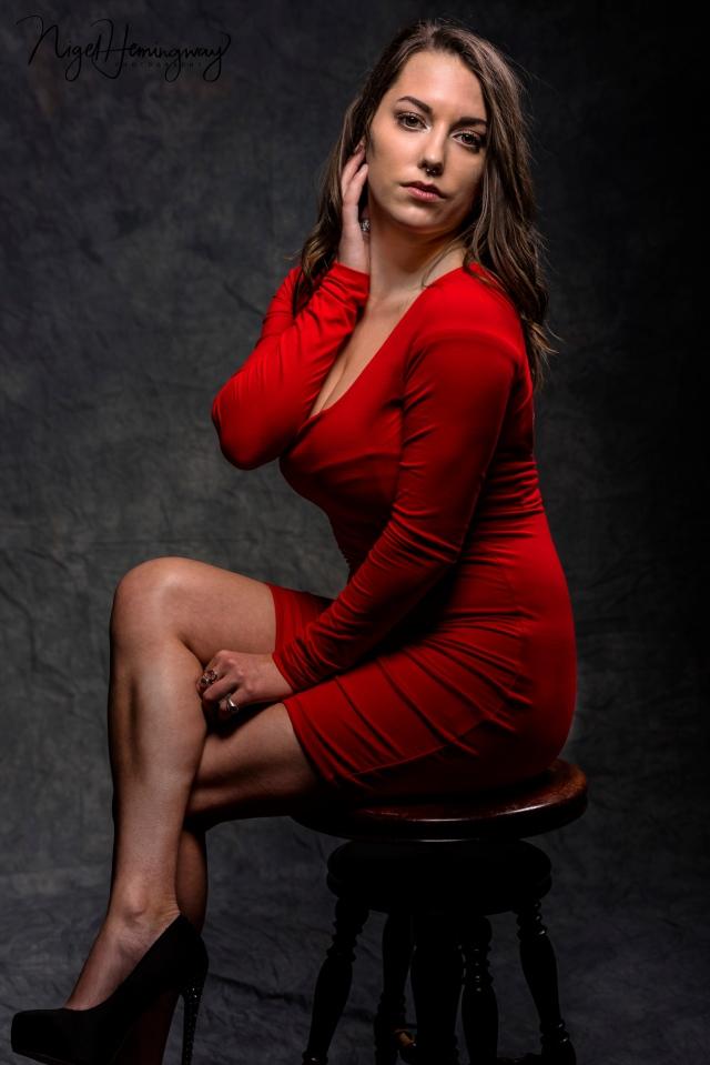 Portrait Red©Nigel hemingway