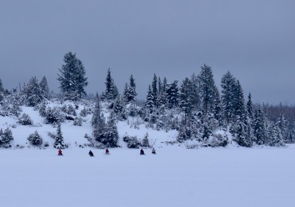 Diane Sullivan Riders on the Snow DSC_1734
