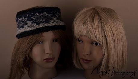 Nan and Flossie - ©Nigel Hemingway