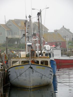 Peggy`s Cove,Nova Scotia
