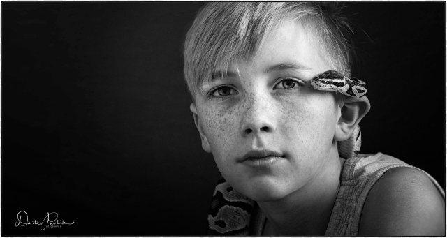 Felix & Snake - ©Doerte Pavlik