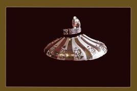 gold diamond rough edge spaceship