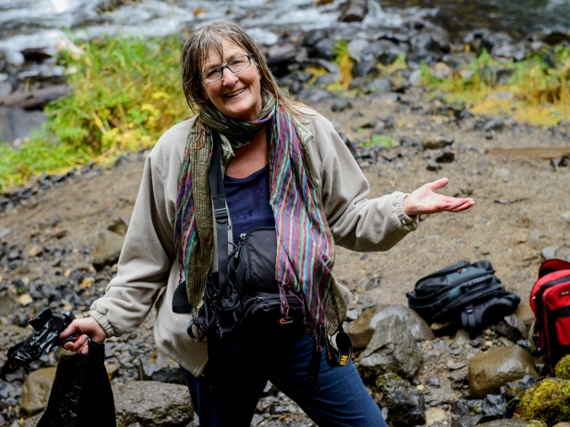 Moul Falls - It Was/Is Wet - Diane Sullivan