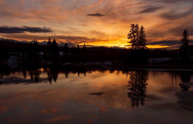 Some Enchanted Evening ©Gloria Melnychuk