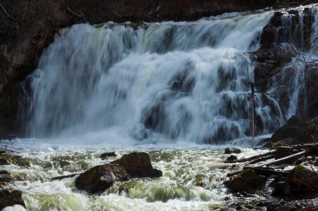 Bridge Creek Falls