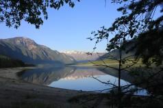 Early Morning At MacDonald Creek - Brenda Harvey-Jones 456