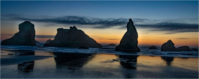 Sunset ii, Bandon Beach, OR - Derek Chambers