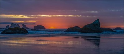 Sunset III, Bandon Beach, OR - Derek Chambers