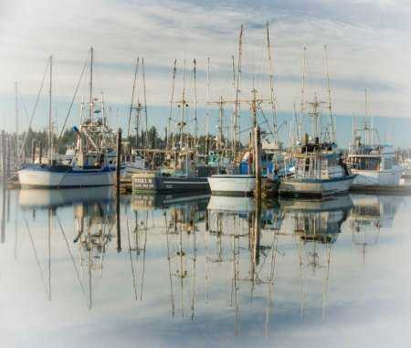 Fishing Boats, Charleston, OR - Derek Chambers