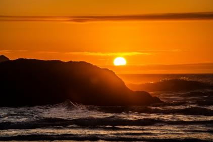 Bandon Sunset - Larry Citra