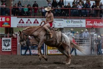 Williams Lake Stampede - Gloria Melnychuk