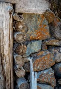 Hidden Colours - Root Cellar at Farwell Ranch - Derek Chambers