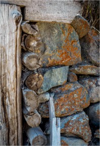 Hidden Colours - Root Cellar at Farwell Ranch - Derek Chambers