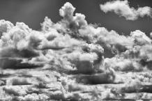 Scavenger Hunt #52 Just The Sky - Clouds - ©Derek Chambers