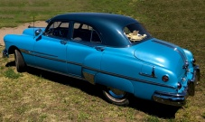 Scavenger Hunt #8 - Vintage Vehicle - ©Derek Chambers