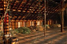 Early Sun Hits The Net Loft - Derek Chambers