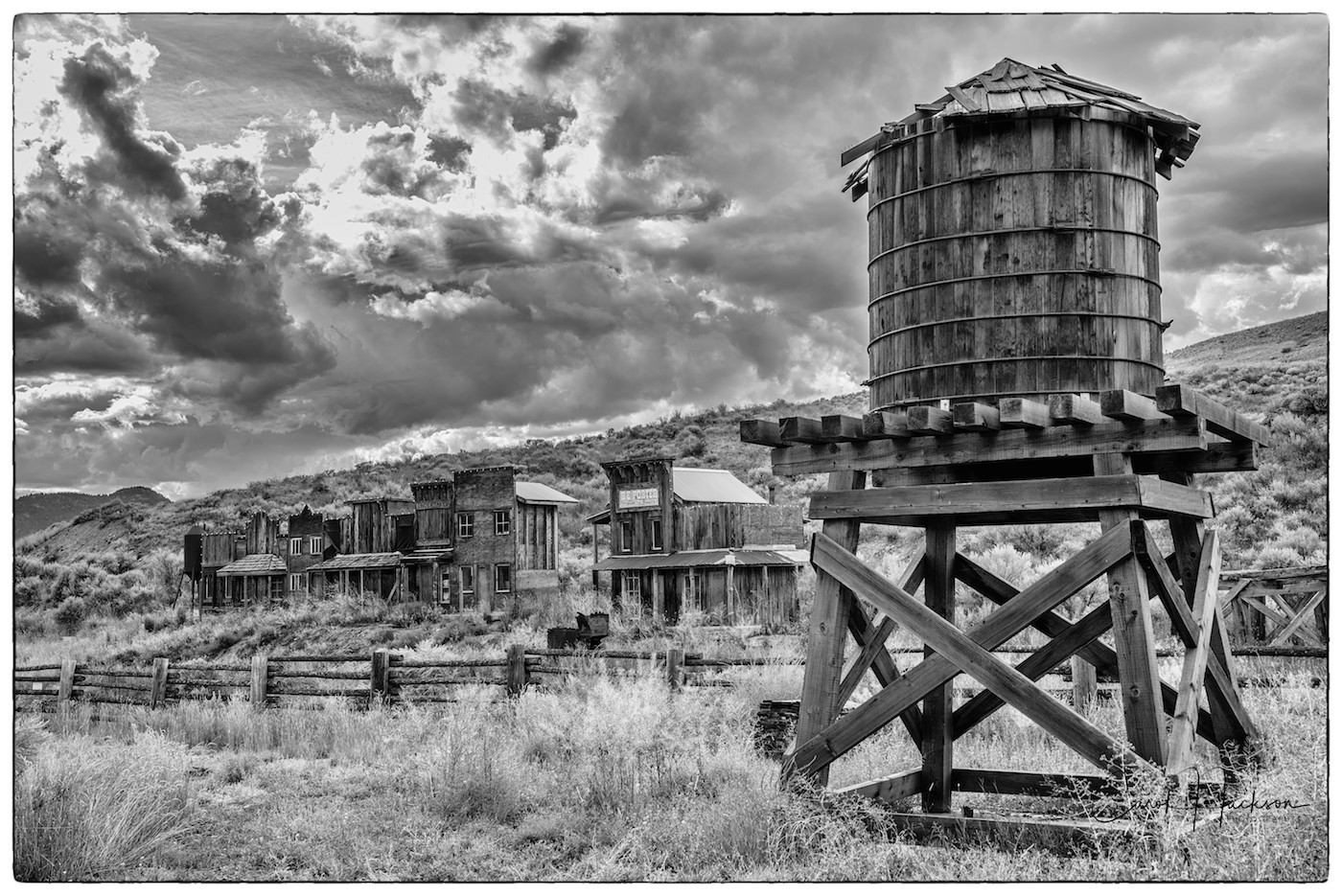 BW_Water Tower-CJJ