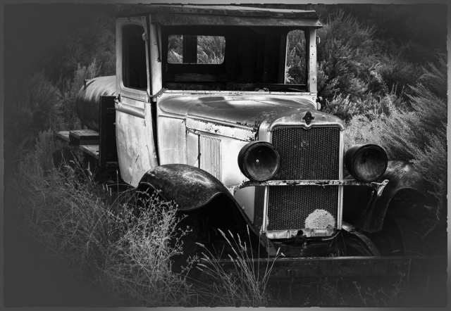 Old Auto Cache Creek - DMHopp
