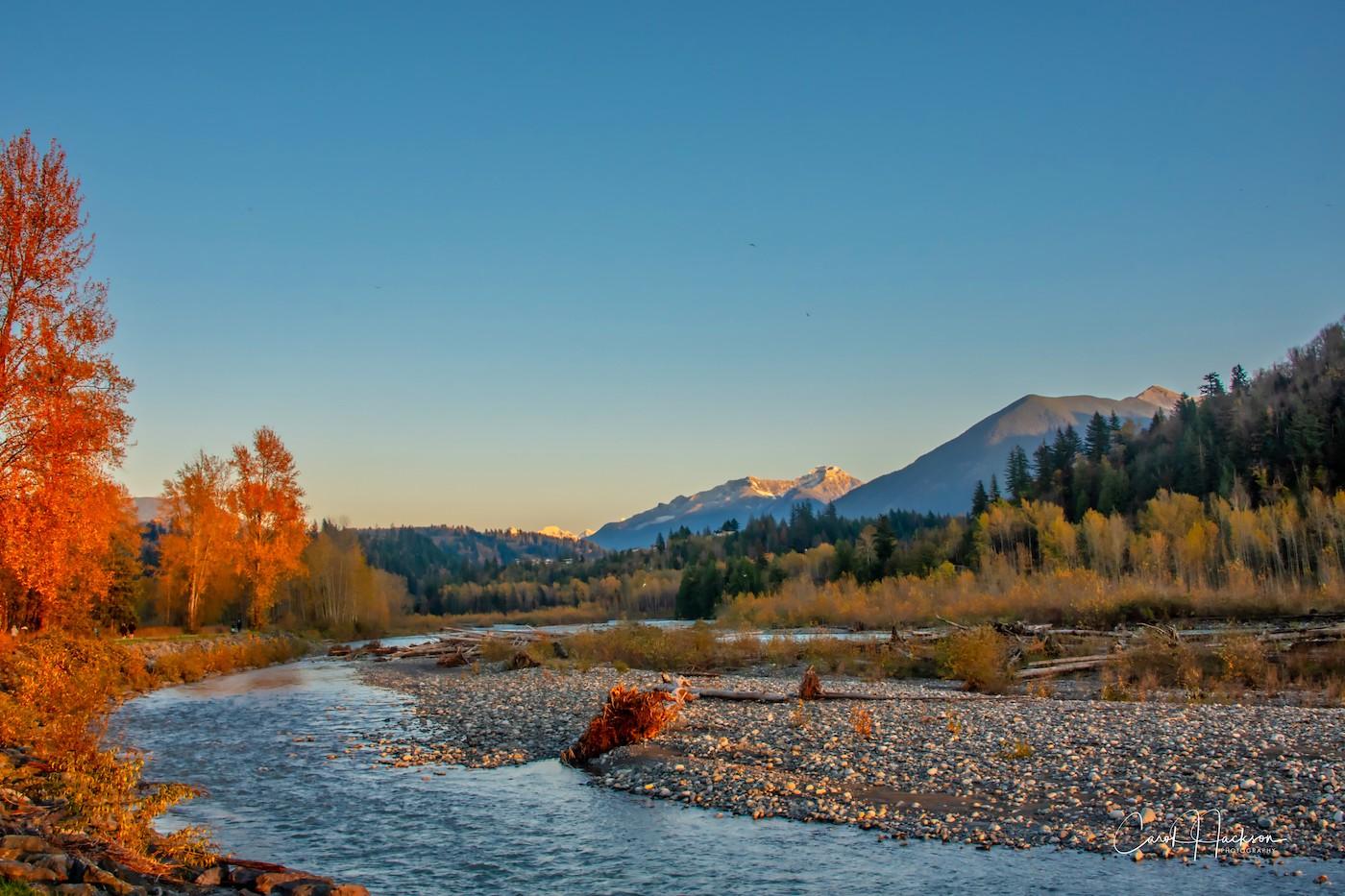 Fall On The Vedder River-CJJ