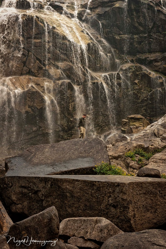 Grizzly Falls walk© Nigel Hemingway