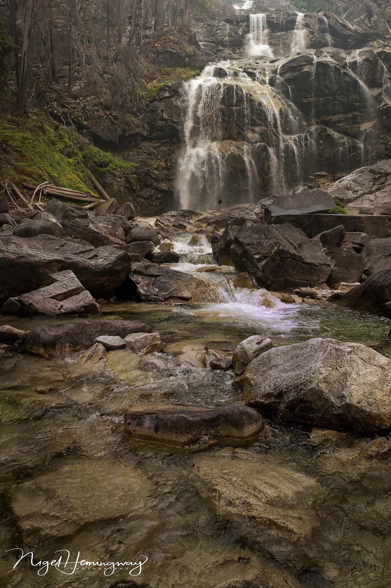Grizzly Falls© Nigel Hemngway
