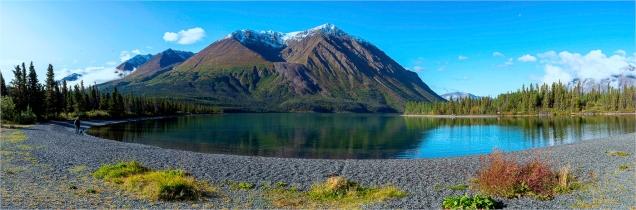 Kathleen Lake, Kluane National Park, Yukon - Gloria Melnychuk
