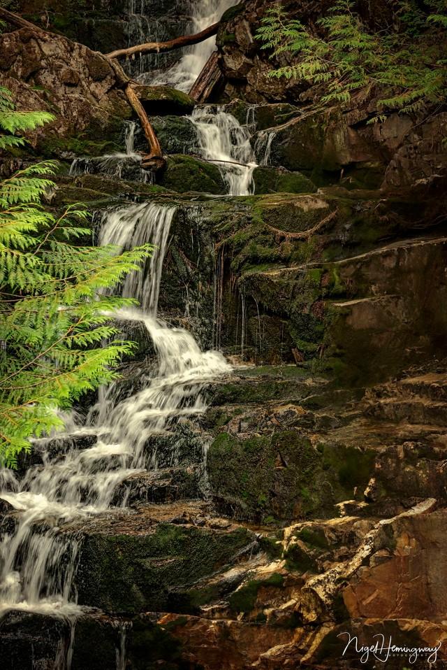 Small Falls© Nigel Hemingway