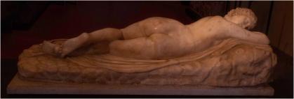 Hermaphrodite, Uffuzi, Florence - Derek Chambers