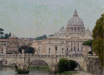 Bascillica di San Pietro, Rome - Derek Chambers