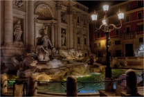 Trevi Fountain, Rome - Derek Chambers