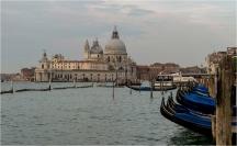 Basilica di Santa Maria della Salute and Punta della Dogana, Venice - Derek Chambers