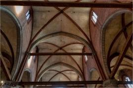 Ceiling - San Marco Gloriosa dei Friari - Derek Chambers
