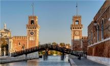 Arsenale Entry, Venice - Derek Chambers
