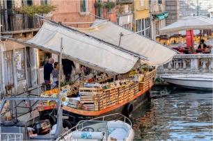 Floating Market, Venice - Derek Chambers