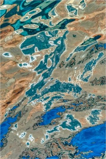 Water Reflections 2 - Derek Chambers
