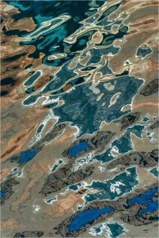 Water Reflections 3 - Derek Chambers