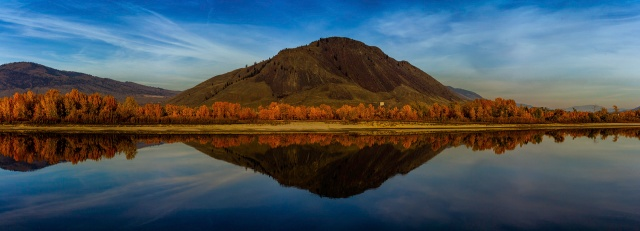 Fall in Kamloops