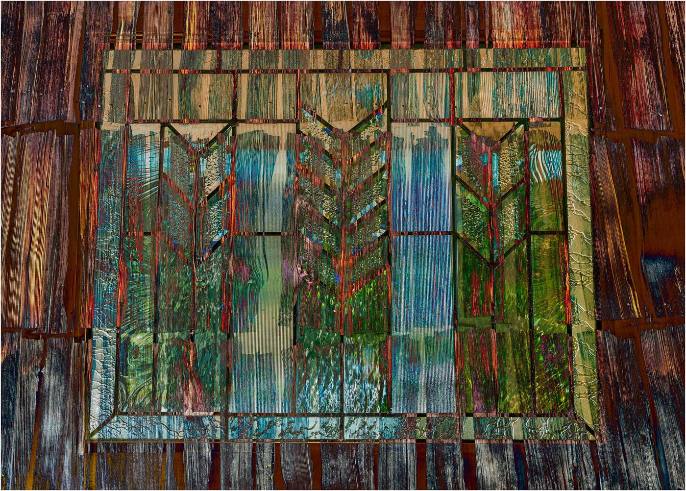 Wild Colours-Abstract - © Sharon Jensen