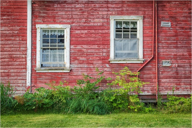 Windows-Bunkhouse-Tallheo Cannery - © - Sharon Jensen - 2018