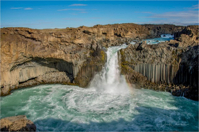 Aldeyjarfoss, Iceland - Derek Chambers