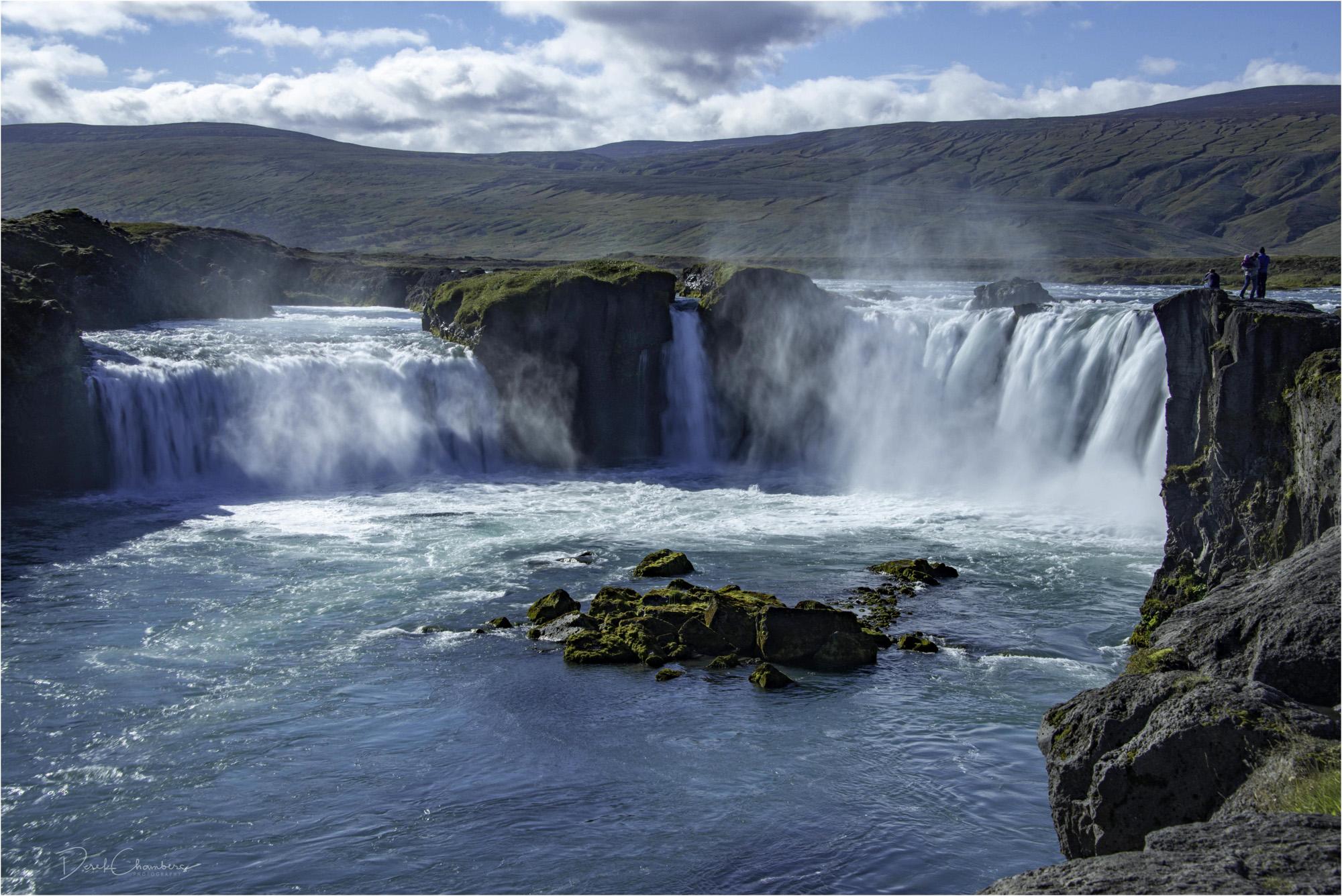 Godafoss, Iceland - Derek Chambers