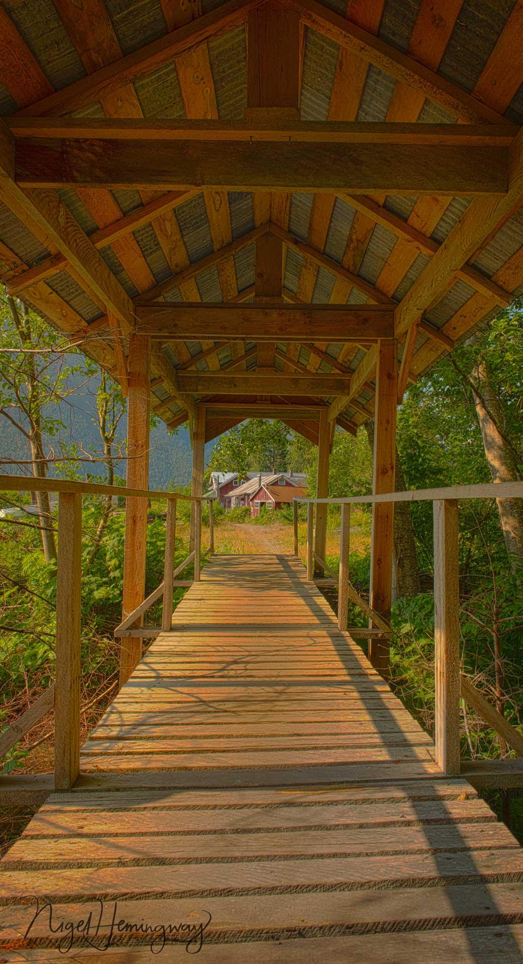 HDR-Bridge-to-Tallheo - Nigel Hemingway