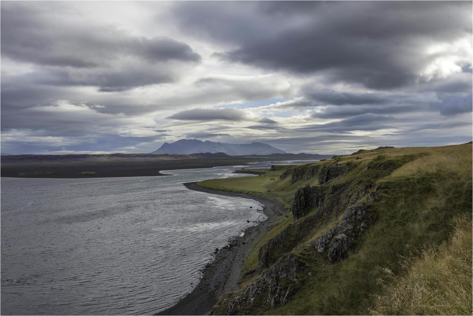 Nr Hvitsekur and Sigríðarstaðavatn, Iceland - Derek Chambers