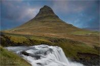 Kirkufjell and Kirkufjellfoss 2017 Iceland - Derek Chambers