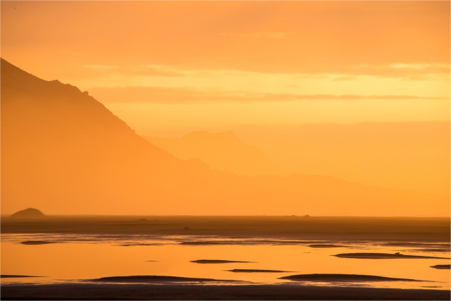© Larry Citra - Vesturhorn Sunrise, Iceland