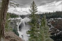 Blended Helmcken Falls overview- Gary Hardaker